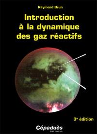 Raymond Brun - Introduction à la dynamique des gaz réactifs.