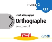 Raymond Campos - Orthographe - Cycle 2, fichier autocorrectif  2.