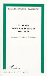 Raymond Carpentier et Rémi Clignet - .