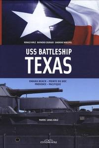 Raymond Couraud et Ronald Hirlé - USS Battleship Texas.