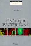 Raymond Cunin - Génétique bactérienne.