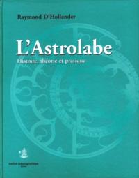 LASTROLABE. Histoire, théorie et pratique.pdf