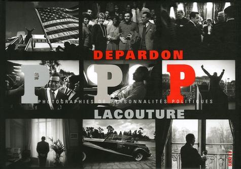 Raymond Depardon - Photographies de personnalités politiques.