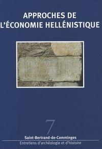 Raymond Descat - Approches de l'économie hellénistique.
