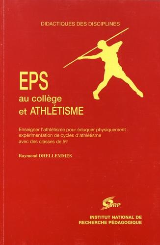EPS au collège et athlétisme. Enseigner l'athlétisme pour éduquer physiquement : expérimentation de cycles d'athlétisme avec des classes de 5e