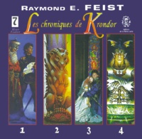 Raymond E Feist - .