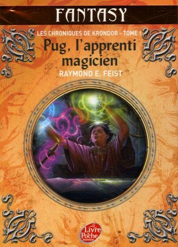 Raymond E Feist - Krondor : la guerre de la faille Tome 1 : Pug, l'apprenti magicien.