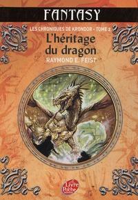 Raymond E. Feist - Krondor : la guerre de la faille Tome 2 : L'héritage du dragon.