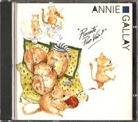Annie Gallay - Raconte pour voir ?. 1 CD audio