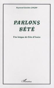 Parlons bété - Une langue de Côte dIvoire.pdf