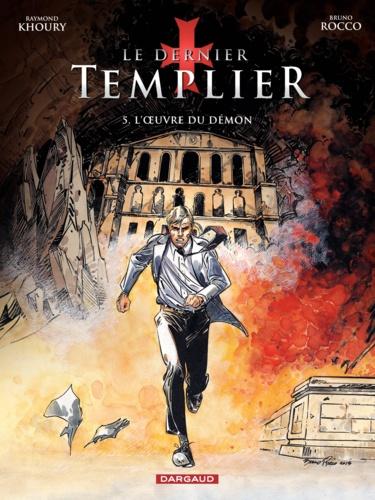 Le dernier Templier Tome 5