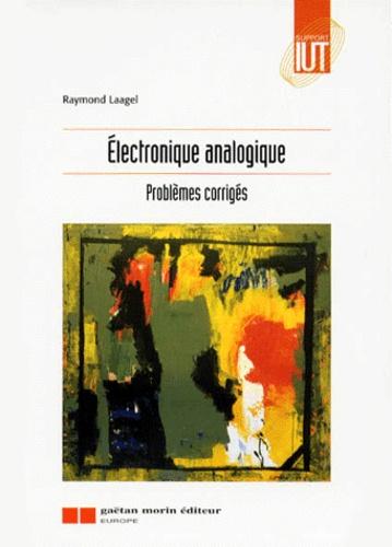 Electronique Analogique Problemes Corriges