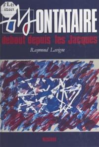 Raymond Lavigne et Daniel Dufois - Montataire - Debout depuis les Jacques.