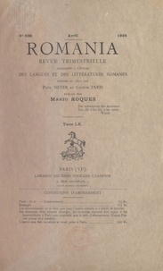 """Raymond Lebègue et Mario Roques - La """"Passion"""" d'Arnoul Gréban."""