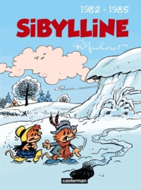 Raymond Macherot - Sibylline Intégrale Tome 4 : 1982-1985.