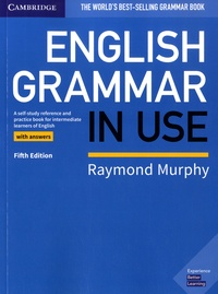 Raymond Murphy - English Grammar in Use Book.