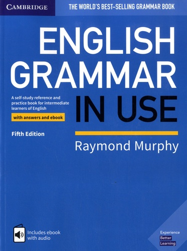English Grammar in Use. With Answers and eBook 5th edition