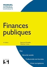 Raymond Muzellec et Matthieu Conan - Finances publiques 2013.