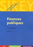Raymond Muzellec - Finances publiques.