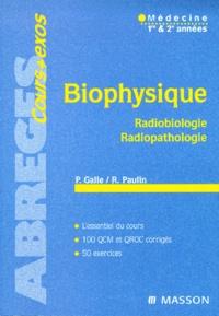 BIOPHYSIQUE. Radiobiologie, Radiopathologie, 3ème édition.pdf