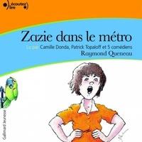 Raymond Queneau et Camille Donda - Zazie dans le métro.