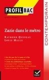 Raymond Queneau et Louis Malle - Zazie dans le métro.
