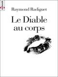 Raymond Radiguet - Le Diable au corps.
