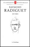 Raymond Radiguet - .