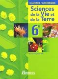 Raymond Tavernier et Claude Lizeaux - Science et Vie de la Terre 6e - Programme 2005.