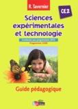 Raymond Tavernier - Sciences expérimentales et technologie CE2 - Guide pédagogique, programme 2008.