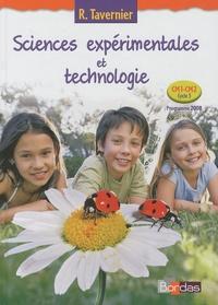 Raymond Tavernier - Sciences expérimentales et technologie CM1-CM2 - Programme 2008.