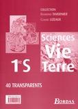 Raymond Tavernier - SVT 1e S - Transparents.
