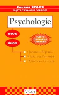 Psychologie. Sujets corrigés.pdf