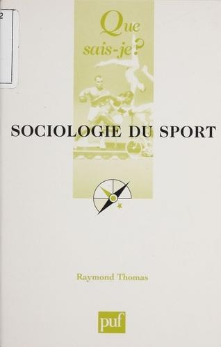 Sociologie du sport 5e édition