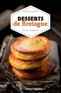 Raymonde Charlon - Desserts de Bretagne.