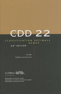 Raymonde Couture-Lafleur et Louis Cabral - Classification décimale Dewey et Index - 4 volumes.