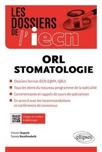 ORL-Stomatologie - Razafimahefa tantely Dupuch vincent pdf epub