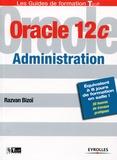 Razvan Bizoï - Oracle 12C administration.