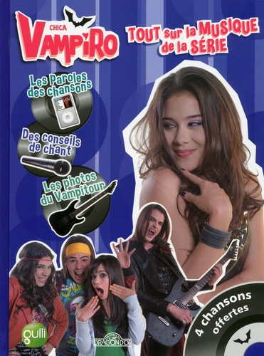 Chica Vampiro Toutes Les Chansons