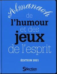 Reader's Digest - Almanach de l'humour et des jeux de l'esprit.