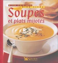 Reader's Digest - Soupes et plats mijotés.