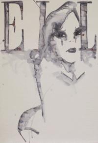 Rebecca Bournigault - Cover Girl - Avec lithographie de Rebecca Bournigault.