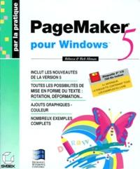 PAGEMAKER 5 POUR WINDOWS. Disquette.pdf