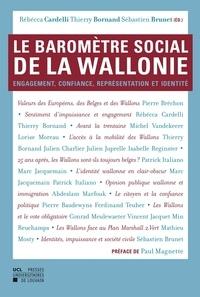 Rébécca Cardelli et Thierry Bornand - Le baromètre social de la Wallonie - Engagement, confiance, représentation et identité.
