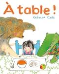 Rebecca Cobb - A table !.
