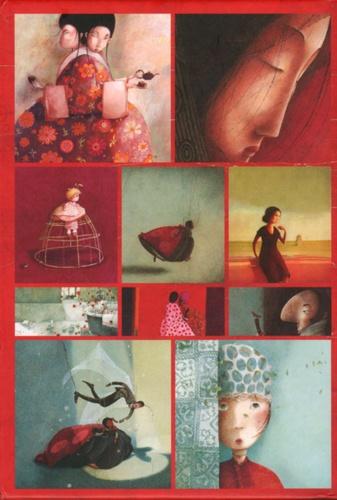 Rébecca Dautremer - 100 cartes collector Rebecca Dautremer.