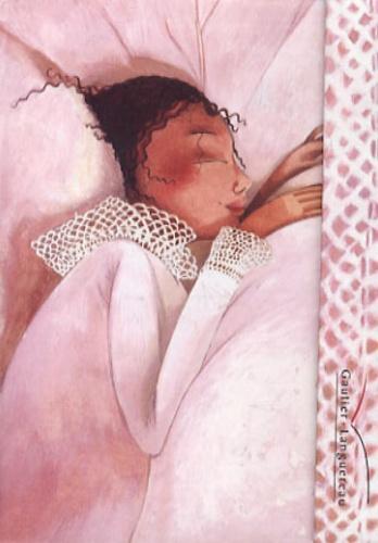Rébecca Dautremer - Carnet aimanté Princesse 2.