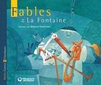 Rébecca Dautremer - Fables de La Fontaine.