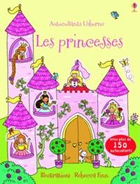 Rebecca Finn - Les princesses.