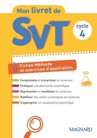 Rebecca Gaudenti - SVT Cycle 4 Mon livret de SVT.